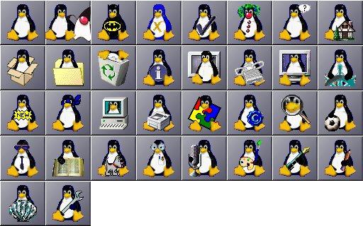 icon store penguin icons